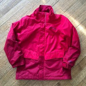 Columbia ArcticTrip Interchange Jacket Shell Red